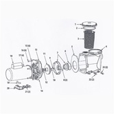 Quiet Flo Pump Parts
