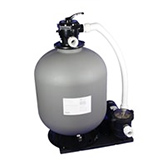Above Ground Sand Filter Systems